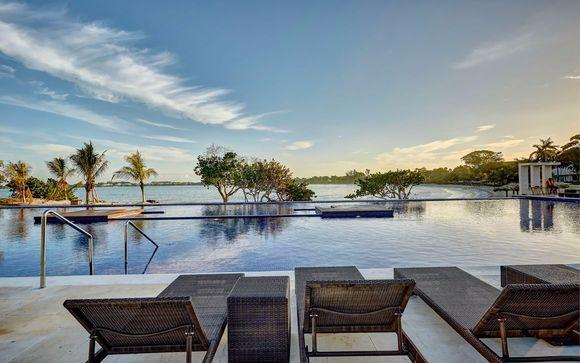Luxury Junior Suite mit Meerblick und All inclusive