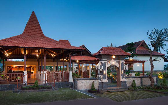 Best Western Agung Resort Ubud 4*