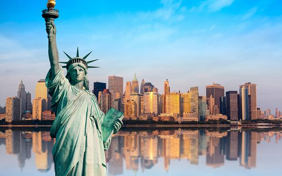 Willkommen in... New York und Jamaika!