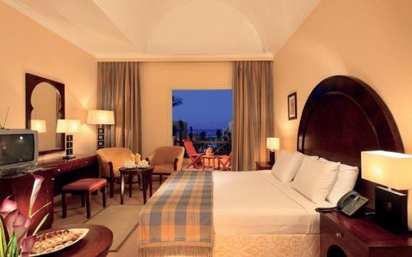 Ihr Zimmer von Ihrer Kreuzfahrt in Ägypten