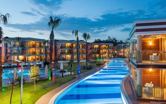 Ihr Hotel TUI Magic Life Masmavi 5*