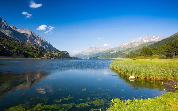 Willkommen in... St. Moritz!