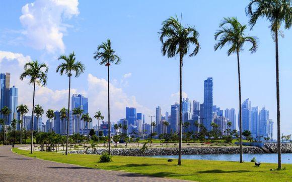 Willkommen in... Panama!