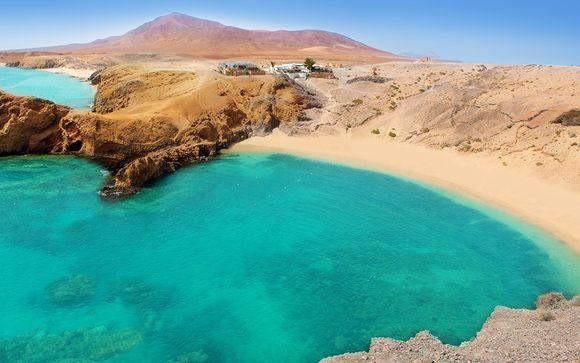 Willkommen in... Lanzarote!