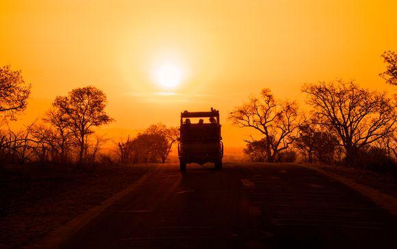 Ihre optionale Entdeckungstour der Big 5 in Südafrika
