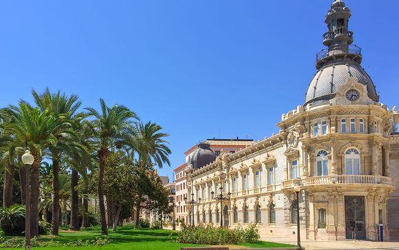 Willkommen in... Murcia!