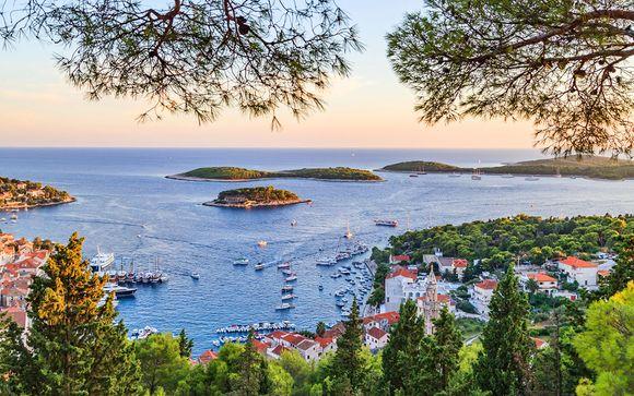 Willkommen auf... der Insel Hvar!
