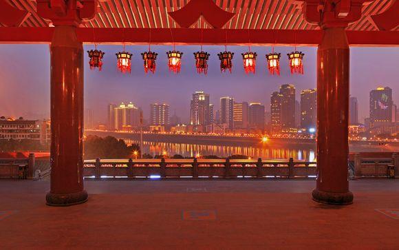 Willkommen in... China!