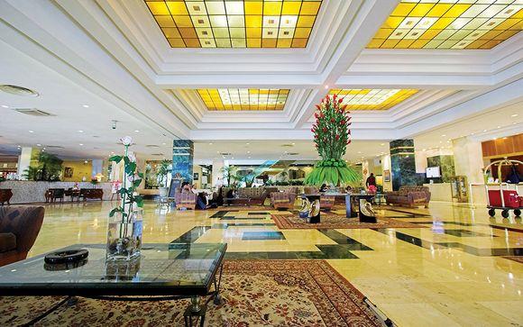 Hotel Melia Cohiba Habana 5* in Havanna