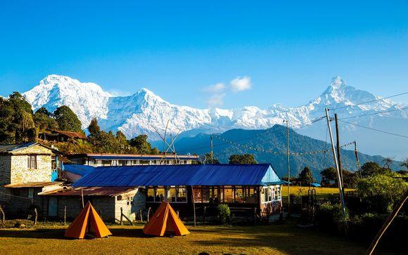 Ihre Optionale Wanderung im Himalaya