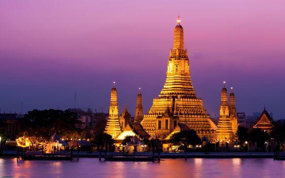 Willkommen in Bangkok & Krabi!