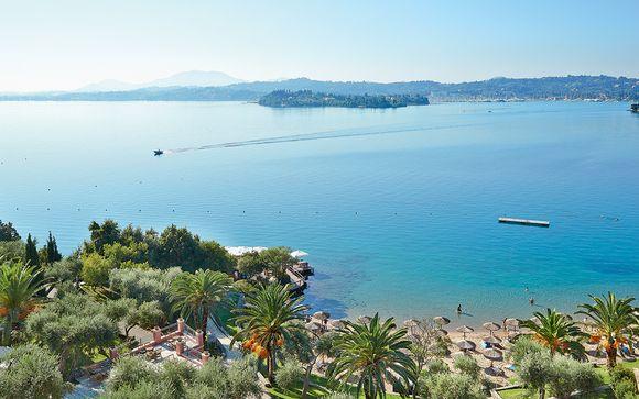 Willkommen auf Korfu ...