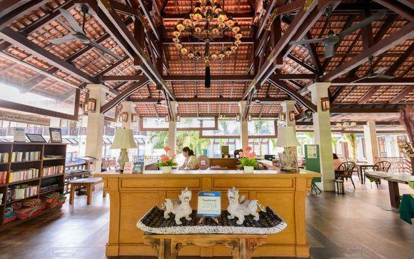 Khaolak Oriental Resort 4* Hotels