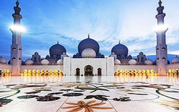 Ihre Optionen Abu Dhabi