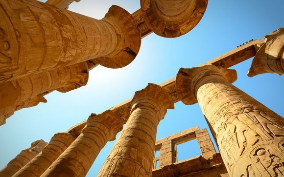 Willkommen in... Ägypten!