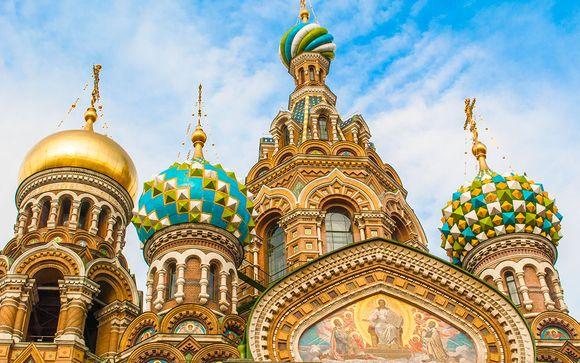 Willkommen in... Sankt Petersburg!