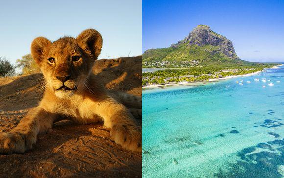 Willkommen in... Südafrika und Mauritius!