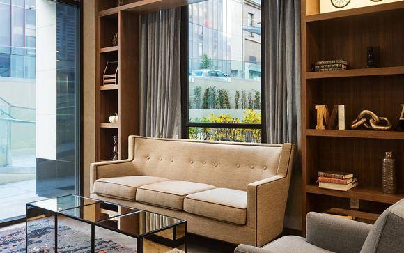 Fairfield Inn & Suites New York Manhattan/Central Park 3*