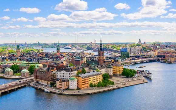 Willkommen in... Stockholm!