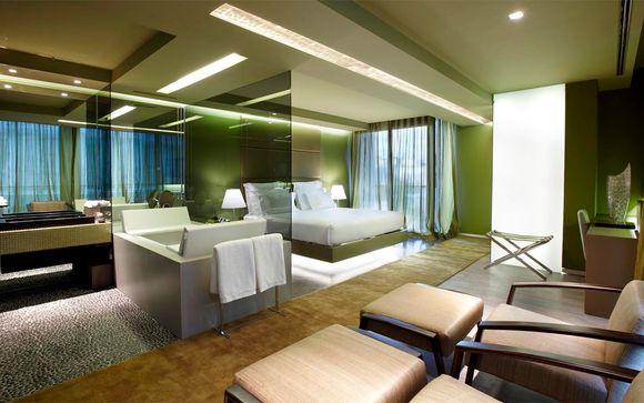 Ihr Zimmer im The Vine Hotel Funchal
