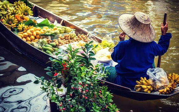 Ihr optionaler Stopover in... Bangkok