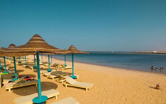Willkommen in... Port Ghalib!