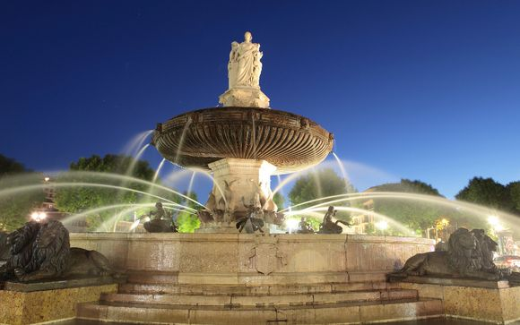 Willkommen in der... Provence!