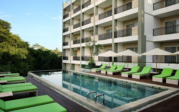 Sthala Hotel 5* Ubud
