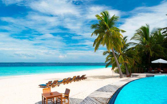 Ihr Hotel Filitheyo Island Resort
