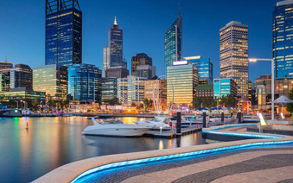 Ihre Optionen in Perth