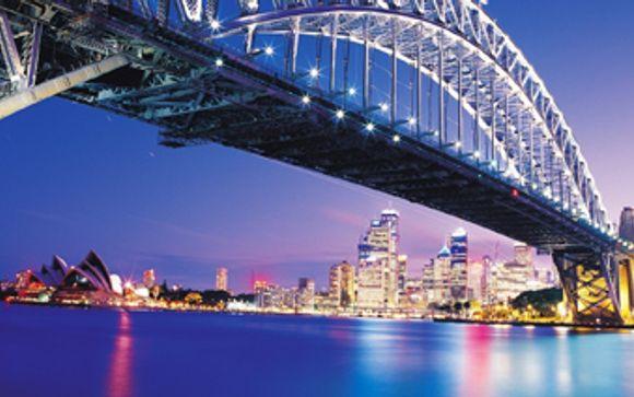 Ihre Optionen in Sidney