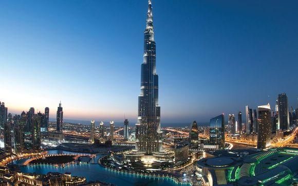 Willkommen in... den Vereinigten Arabischen Emiraten!