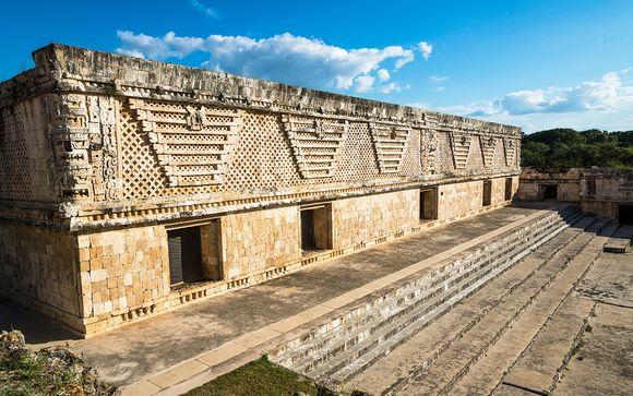Ihre optionale Yucatan Rundreise