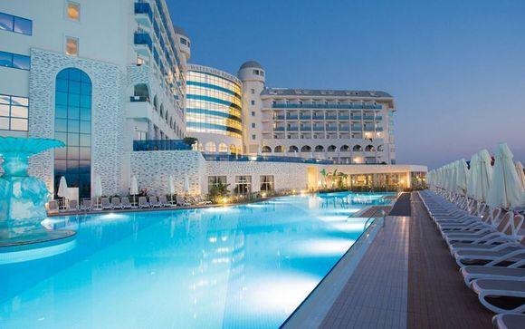 Water Side Spa & Resort 5*