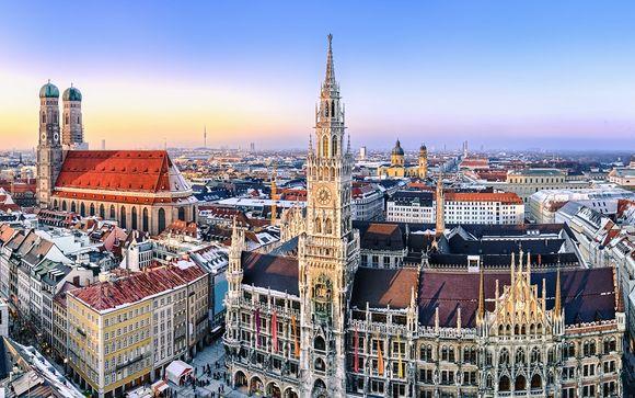 Willkommen in... München!