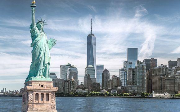 Optionaler Stopover in New York