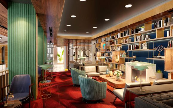Clarion Hotel The Hub 4*