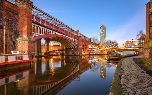 Willkommen in... Manchester!