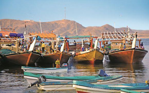 Willkommen im... Oman!