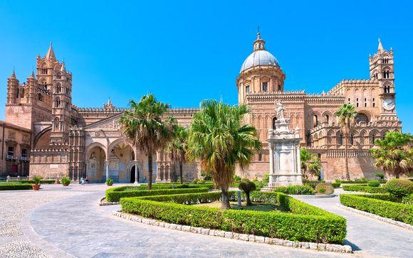 Willkommen auf Sizilien !
