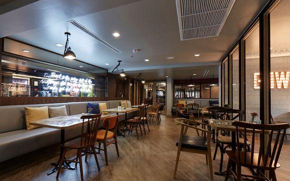 Vince Hotel Pratunam Bangkok 4*