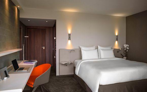 Ihr Zimmer im Hotel Pullman Paris Tour Eiffel 4*