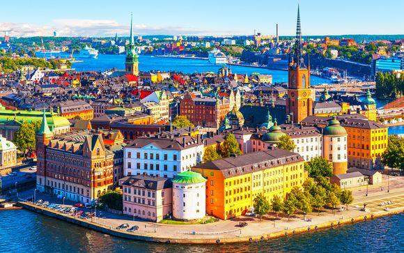 Willkommen in... Schweden!