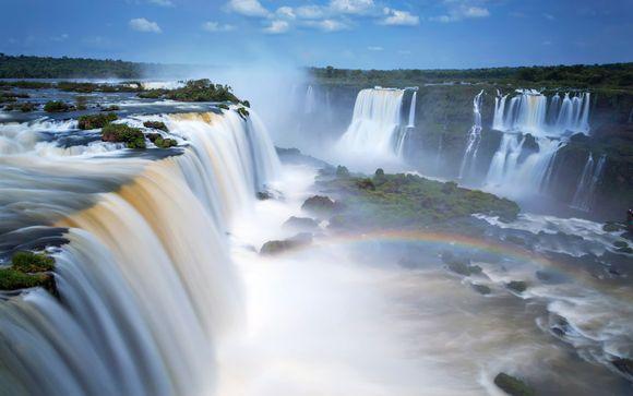 Ihr möglicher Aufenthalt bei den Iguazú-Wasserfällen