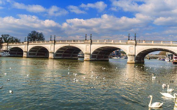 Willkommen in...Kingston upon Thames !
