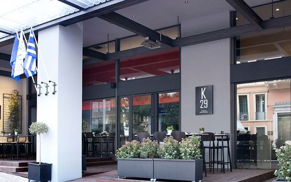 Boutique-Hotel K29 in Athen