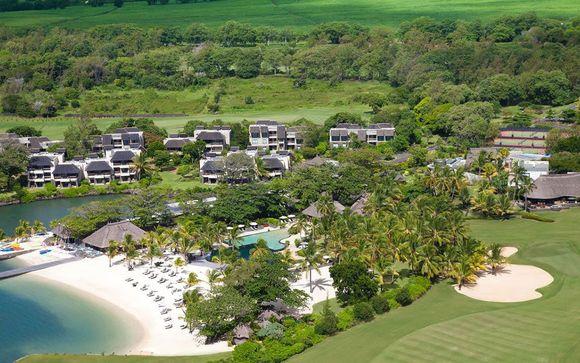 Ihre Erweiterung auf der Insel Mauritius