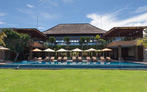 Nusa Lembongan: Adiwana D'Nusa Beach Club & Resort 4*
