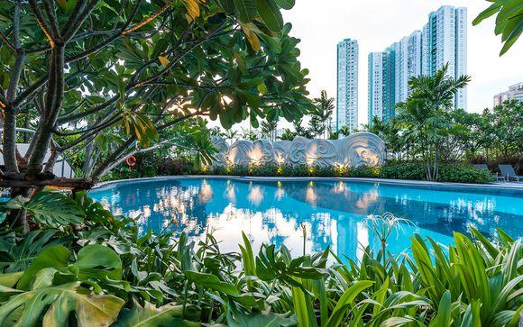 Ihre Verlängerung in Bangkok