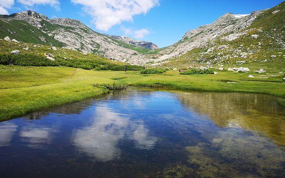 Willkommen auf... der Insel Korsika!